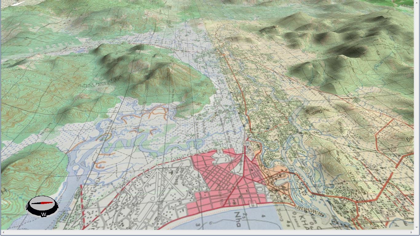 Digital elevation model vietnam screenshot dem screenshot dem gumiabroncs Gallery